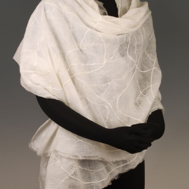 Cloud Wrap White